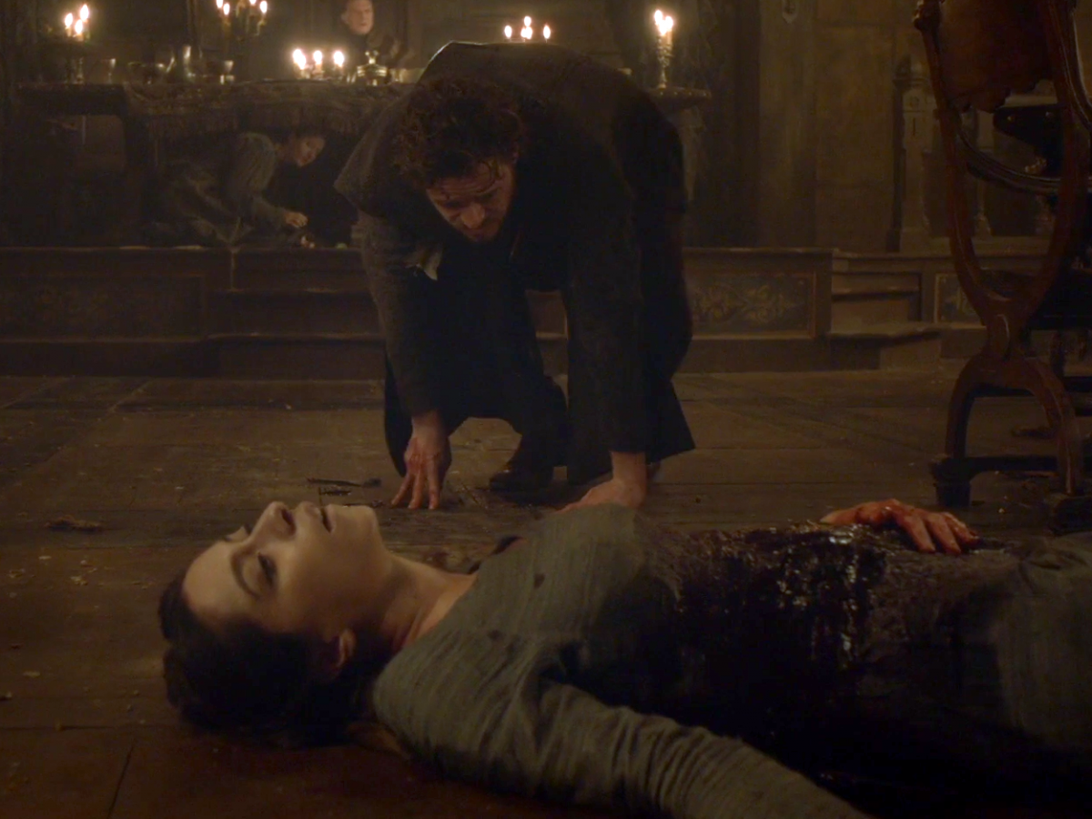 the-bloodiest-episode-of-season-three-featured-the-red-wedding-where-robb-starks-wife-talisa-oona-chaplin-was-brutally-killed