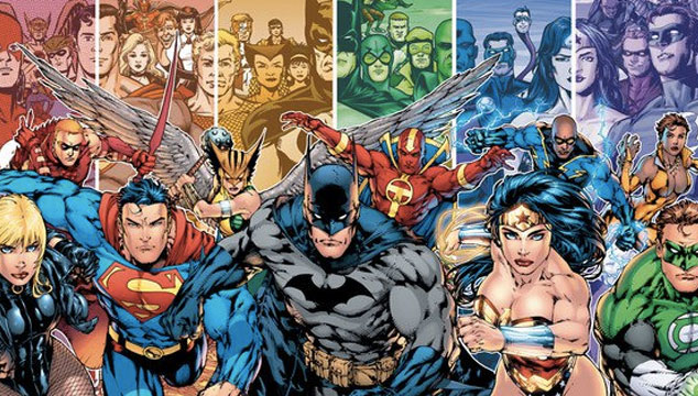 imagen DC y Warner confirman 9 cintas de superhéroes: 'Wonder Woman 2', 'Justice League 2', 'Flashpoint' y más