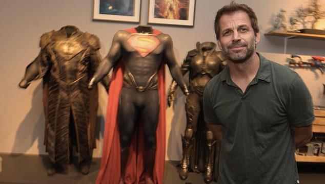imagen La influencia de Zack Snyder será menor en las próximas películas de DC