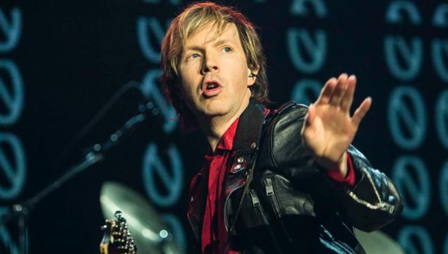 imagen Beck revela el nombre y el mes de lanzamiento de su nuevo disco