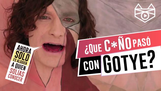 imagen ¿Qué c*ño pasó con Gotye?