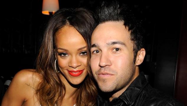 imagen Pete Wentz quiere a Rihanna en el nuevo disco de Fall Out Boy