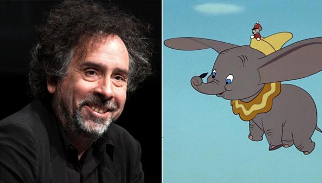 imagen Un ganador del Oscar se une al remake no animado de 'Dumbo' de Tim Burton