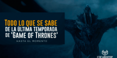 Información confirmada del final de Game of Thrones