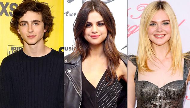 imagen Elle Fanning y Selena Gómez protagonizarán próxima película de Woody Allen