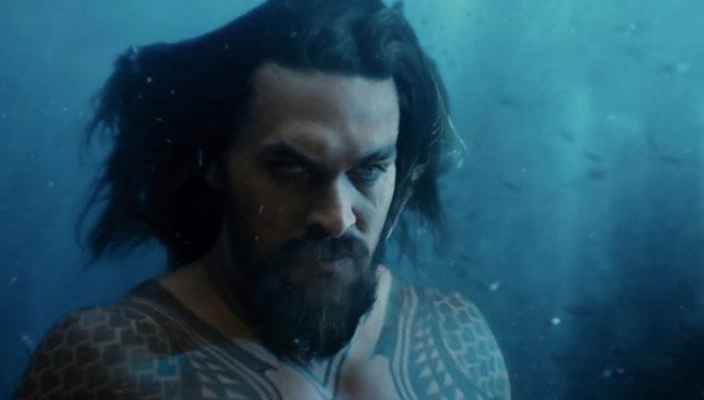 imagen Director de 'Aquaman' explica por qué es tan complicado grabar la película bajo el agua