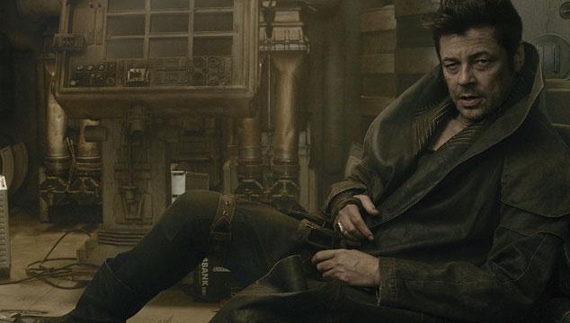 imagen Se revela nueva información del enigmático personaje de Benicio del Toro en 'Star Wars: The Last Jedi'