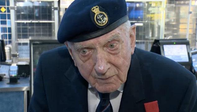 imagen Veterano de guerra vio 'Dunkirk' y esta fue su conmovedora reacción
