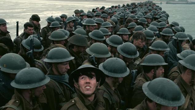 imagen Christopher Nolan dice que consideró hacer 'Dunkirk' sin guion