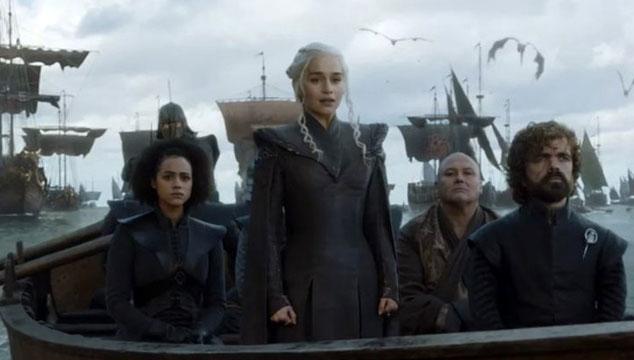 imagen HBO lanza primer episodio de 'The Game Revealed', una serie que muestra el detrás de cámara de 'Game of Thrones'