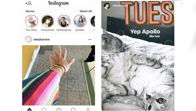 imagen Ahora podrás ver y publicar Stories de Instagram desde web