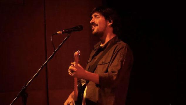 imagen Juan Olmedillo comenzó a grabar su primer disco como solista