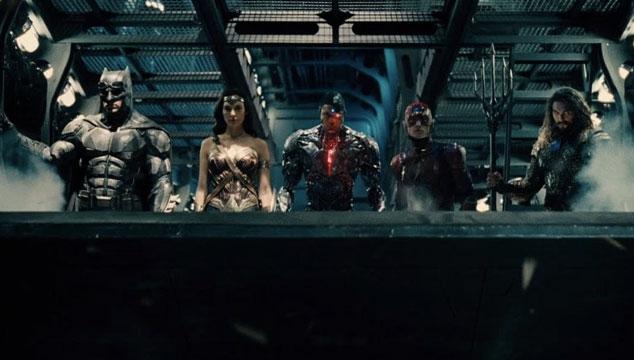 imagen Nuevo tráiler de 'Justice League' tiene más diálogos y más villano