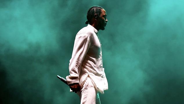 imagen Kendrick Lamar cantará en los MTV VMAs 2017