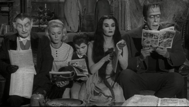 imagen NBC prepara reboot de 'La Familia Monster'
