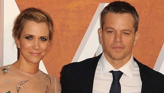 imagen Primera imagen de Matt Damon y Kristen Wiig en 'Downsizing', nueva película de Alexander Payne