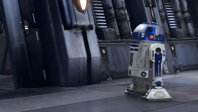 imagen Ron Howard revela un nuevo androide que estará en la película de Han Solo