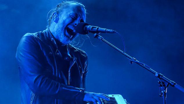 imagen Radiohead sigue sacando conciertos en internet: Mira su show en Lollapalooza 2016
