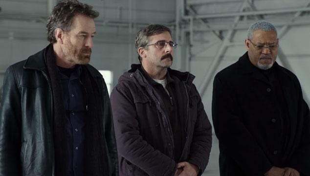 imagen Tráiler de 'Last Flag Flying', nueva película de Richard Linklater, con Bryan Cranston y Steve Carell