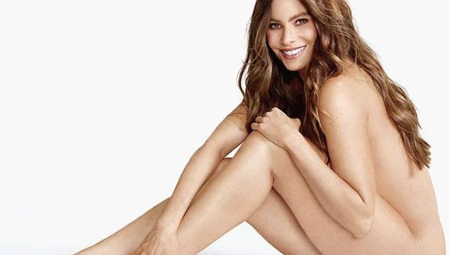 imagen Sofía Vergara demuestra que la edad es solo un número en sesión de fotos desnuda para Women's Health