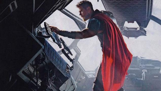 imagen Más imágenes de 'Thor: Ragnarok'