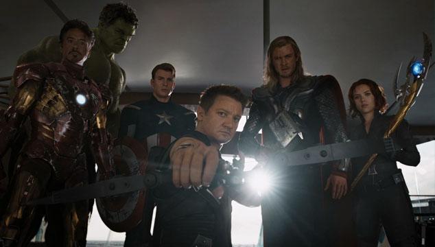 imagen Ya comenzó la producción de 'Avengers 4'