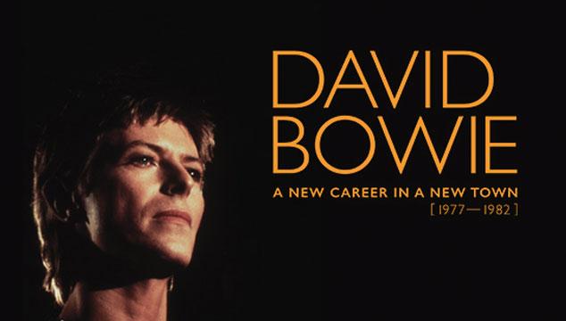 imagen Escucha 'A New Career in a New Town (1977-1982)', nuevo boxset de David Bowie