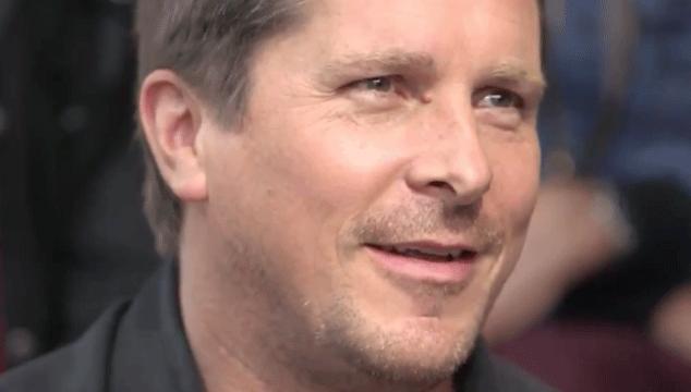imagen Christian Bale y su nueva e impresionante transformación para una película (VIDEO)
