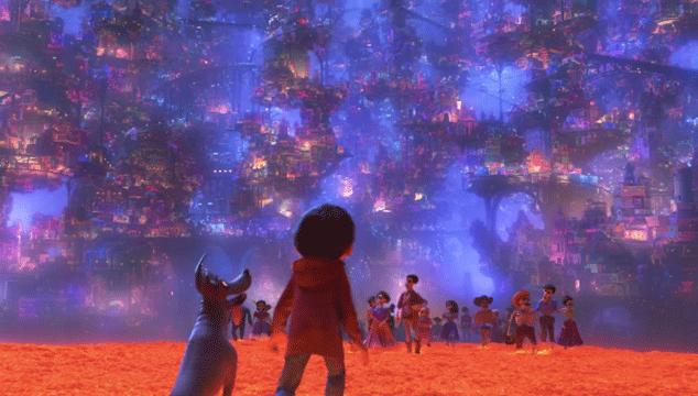 imagen Pixar revela nuevo tráiler completo de 'Coco', su nueva película
