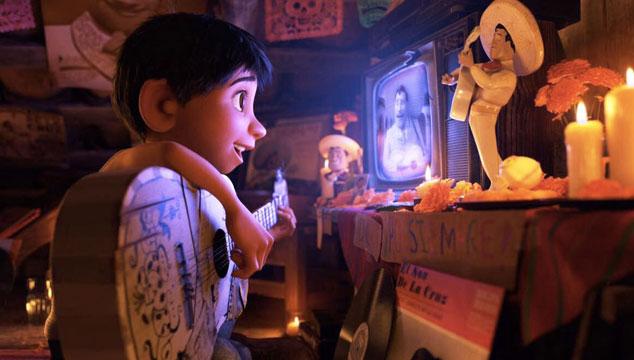 imagen Escucha las primeras tres canciones de 'Coco', nueva película de Pixar