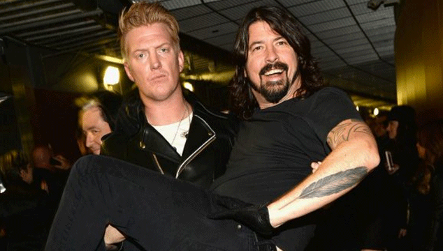 imagen Foo Fighters y Queens of The Stone Age anuncian fechas en conjunto en Suramérica