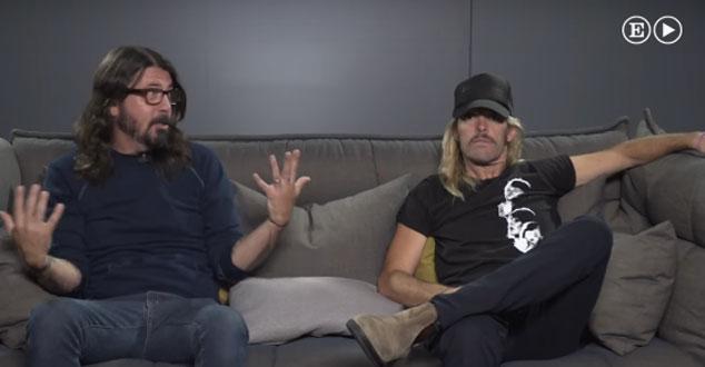 imagen Así reaccionó Dave Grohl al enterarse que el tema 'Run' de Foo Fighters tiene ritmo de reggaetón
