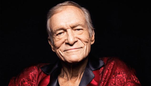 imagen Murió Hugh Hefner, fundador de la revista Playboy