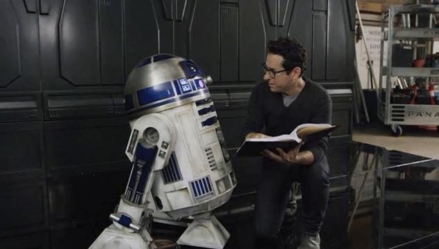imagen OFICIAL: J.J. Abrams dirigirá 'Star Wars: Episodio IX'