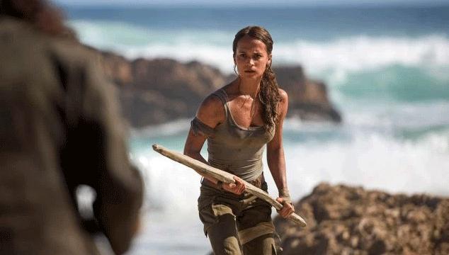 imagen Primer tráiler de 'Tomb Raider', con Alicia Vikander como Lara Croft
