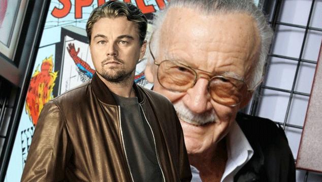 imagen Stan Lee dice que Leonardo DiCaprio quiere interpretarlo en una película