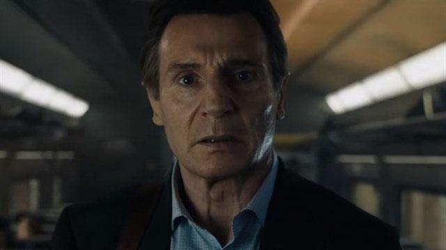 imagen Tráiler de 'The Commuter', una de las últimas película de acción de Liam Neeson