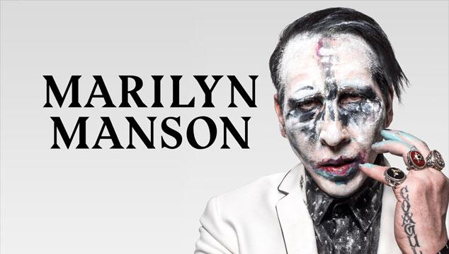imagen Escucha 'WE KNOW WHERE YOU FUCKING LIVE', nuevo tema de Marilyn Manson