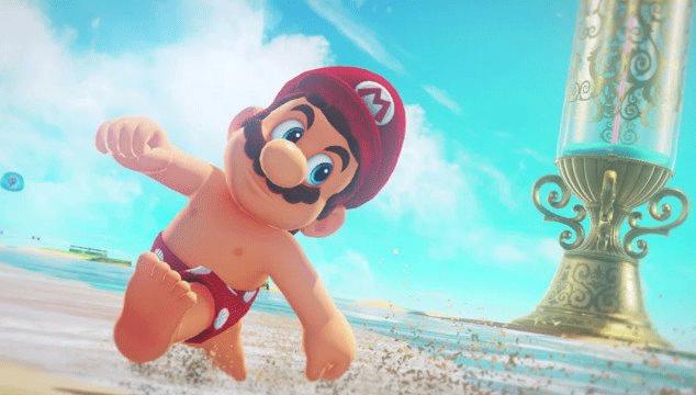 imagen Nuevas imágenes del próximo videojuego 'Super Mario Odyssey'