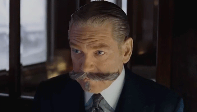 Watch the Second Trailer for 'Murder on the Orient Express'