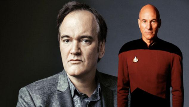 imagen Quentin Tarantino dice que quiere hacer una película de 'Star Trek'