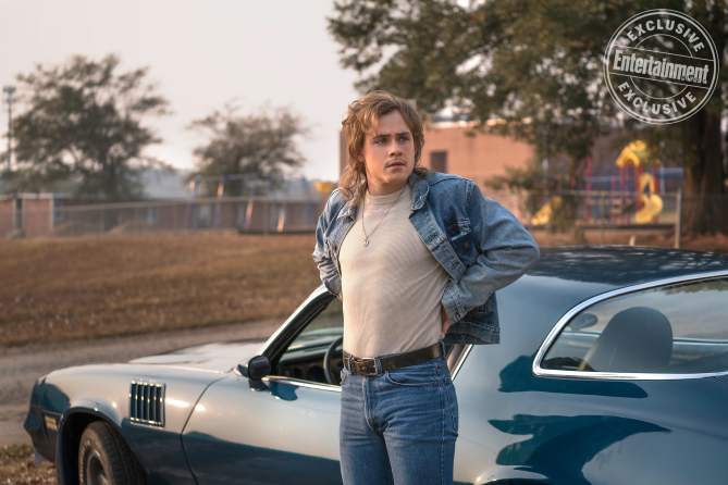 Stranger Things (2017) Dacre Montgomery as Billy Season 2, Episode TK Air Date: October 27th, 2017 (Streaming)
