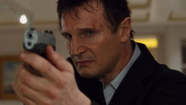 imagen Liam Neeson se retira del cine de acción
