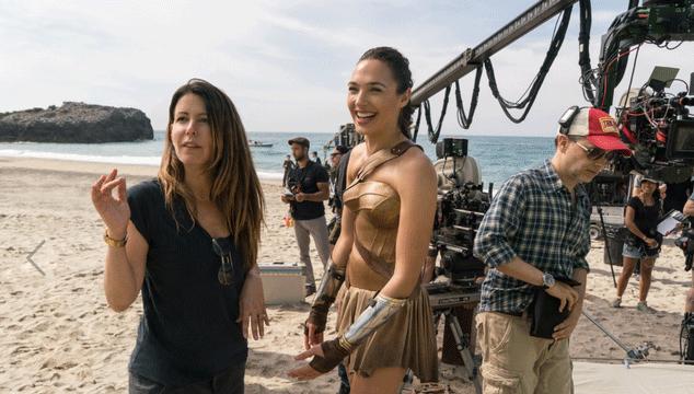 imagen Oficial: Patty Jenkins dirigirá la secuela de 'Wonder Woman'