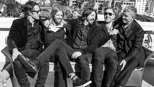 imagen Escucha 'The Line', nuevo tema de Foo Fighters