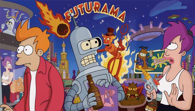 imagen 'Futurama' estrenará un episodio en formato podcast