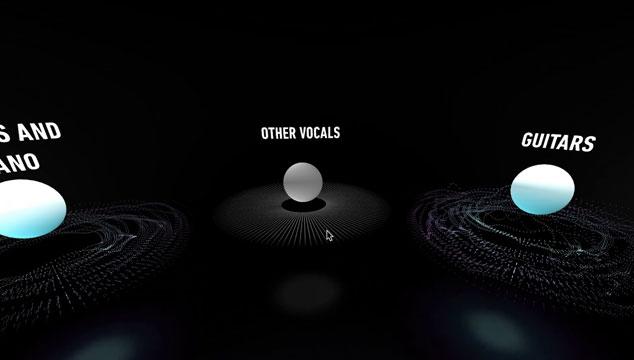 imagen Google presenta increíble experimento en realidad virtual para explorar todas las capas de sonido en una canción
