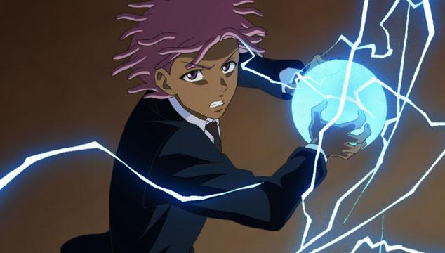 imagen Tráiler de 'Neo Yokio', la serie de animé hecha por el hijo de Will Smith y el vocalista de Vampire Weekend