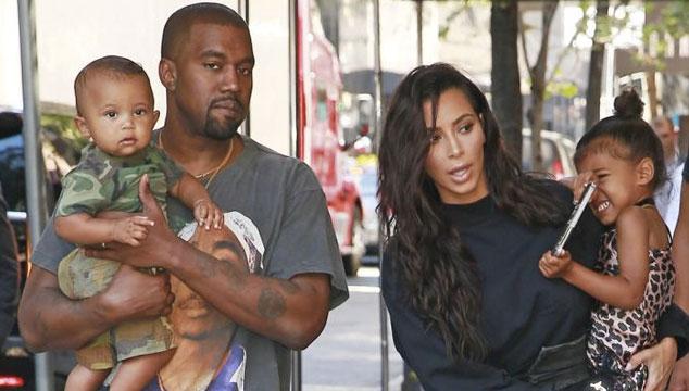imagen Se revela el sexo del tercer bebé de Kanye West y Kim Kardashian