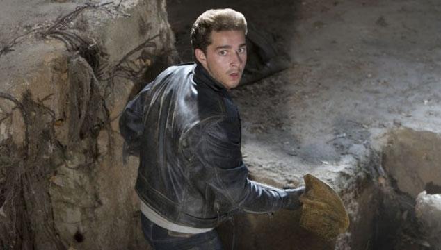 imagen Shia LaBeouf no estará en 'Indiana Jones 5'